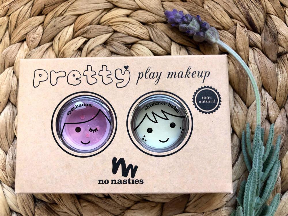 No Nasties Play Makeup Duo Party Pack