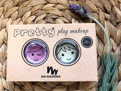 No Nasties Play Makeup Duo Party Pack