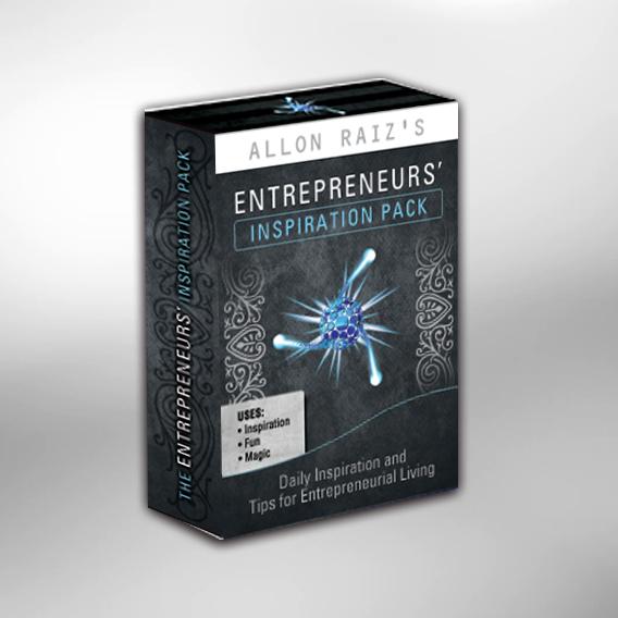 Entrepreneurs' Inspiration Pack RZ4002