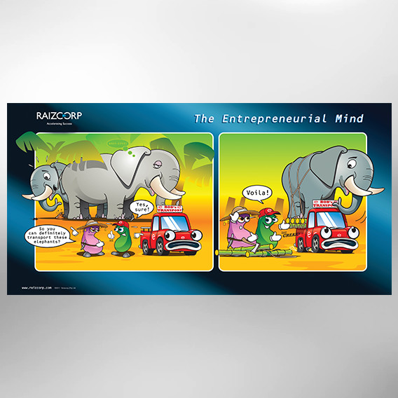 The Entrepreneurial Mind - Elephant