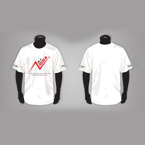 I'm a Zagger T-Shirt RZ9002