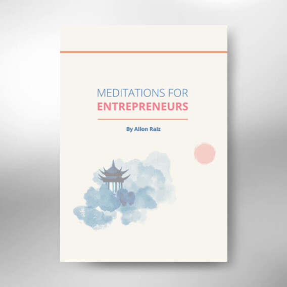 Meditations For Entrepreneurs ( NEW )