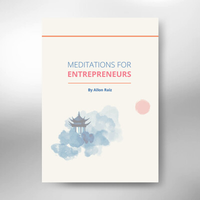 Meditations For Entrepreneurs ( NEW )