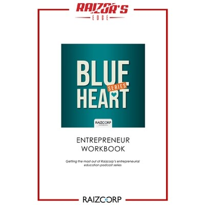 Raizcorp workbook - Blue Heart Series