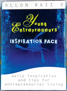 The Young Entrepreneurs' Inspiration Pack RZ4003