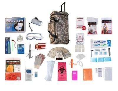 1 Person Elite Survival Kit (72+ Hours)