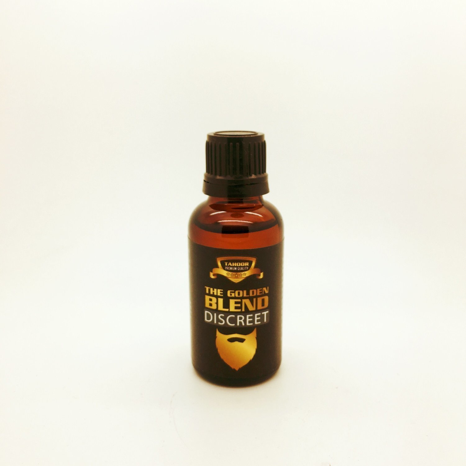 Beard Oil / Discreet - without fragrance