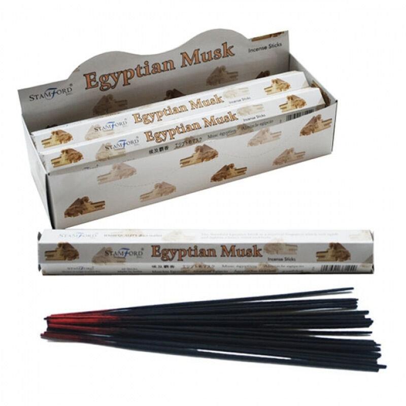 Egyptian Musk - 20 Incense Sticks