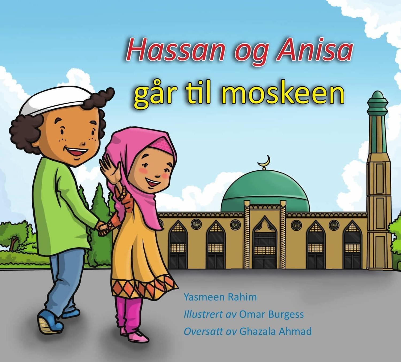 Hassan og Anisa går til moskeen (Norwegian)