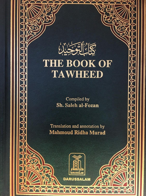 The book of tawheed