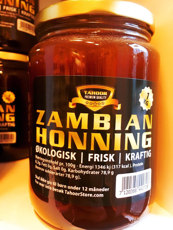 Zambia honey (1 kg)