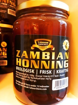 Zambia honey (1 kg)