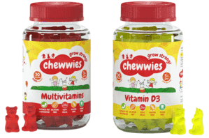 Vitamins for kids  - Gelatine-free