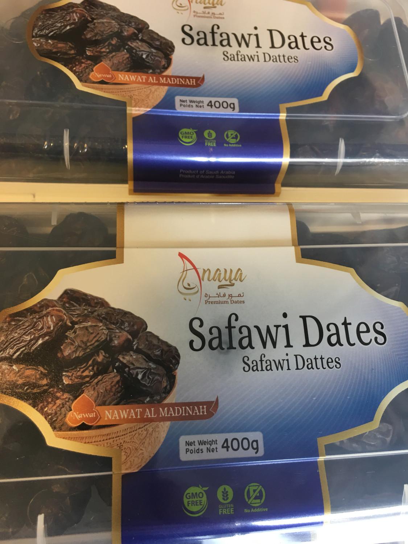 Safawi Dates 400g