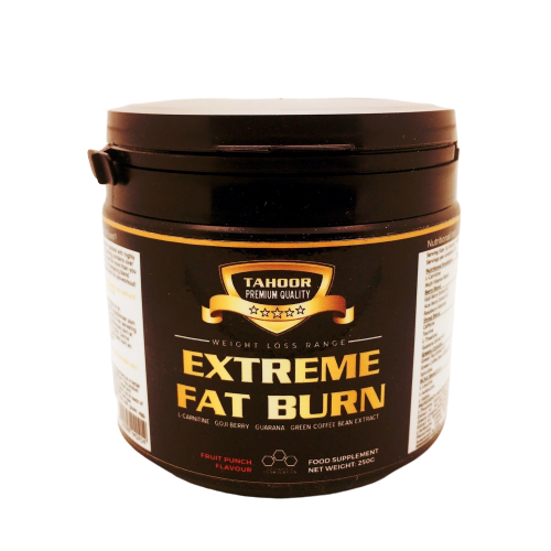 Fat Burner - Fruit Punch (250g)