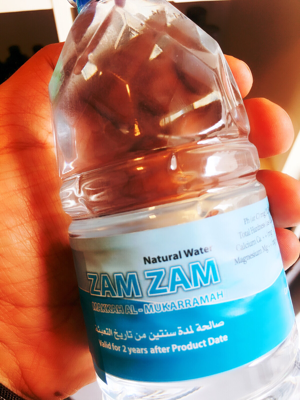 Zamzam vann (500ml)
