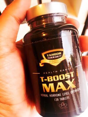 Testo Booster - Herbal (120 tabletter)