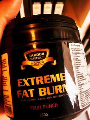 Fat Burner - Fruit Punch (250g)