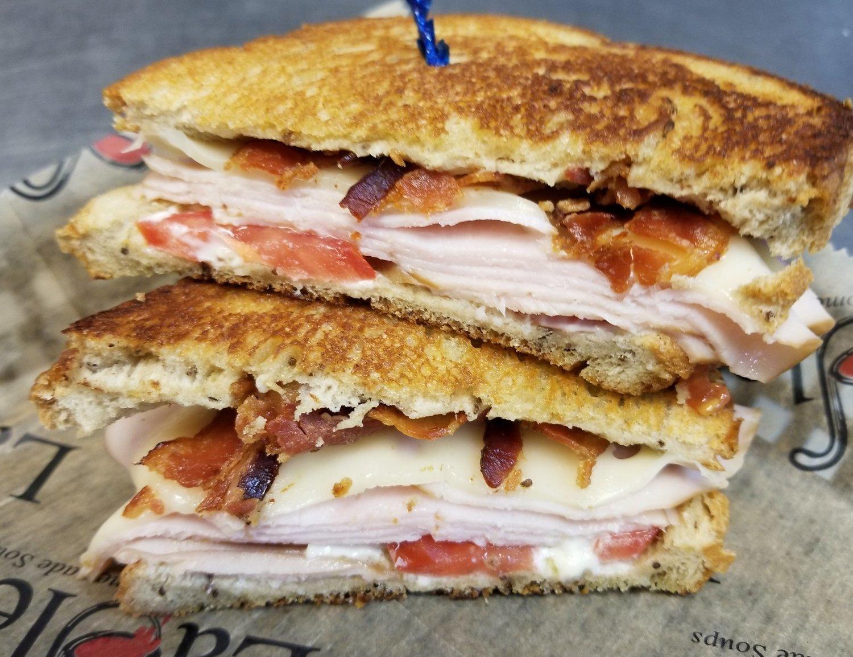 Turkey Bacon Griller