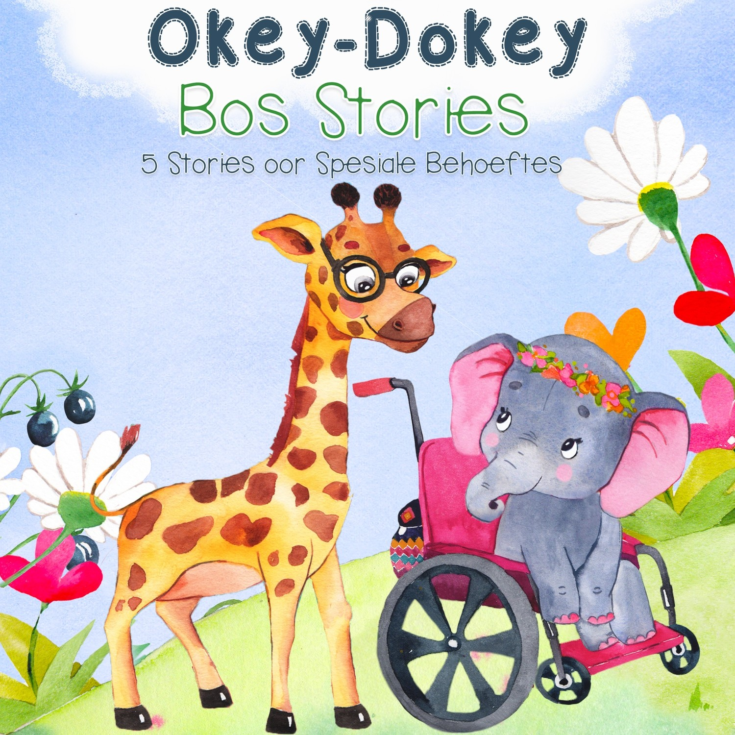 Bos Stories - Afrikaanse eBoek