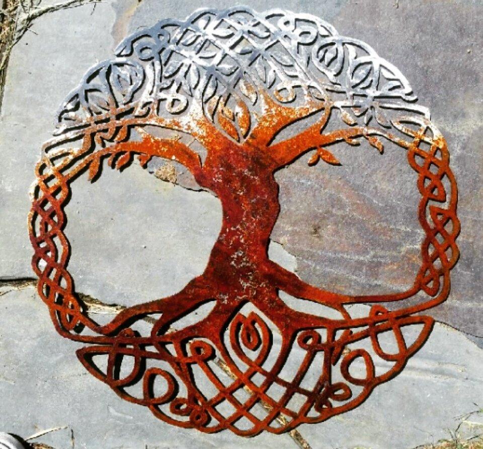 Celtic Tree Of Life 2
