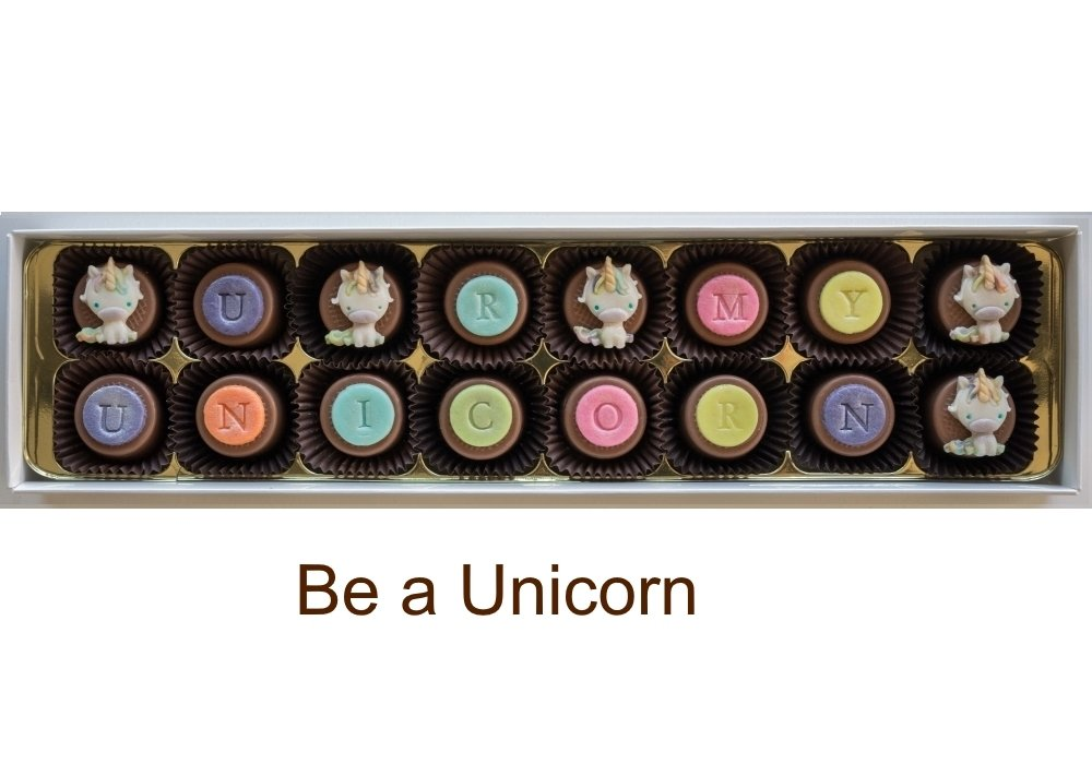 Add your message to Be a Unicorn.