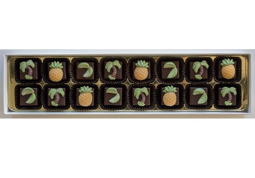 16 Tropical Tastes