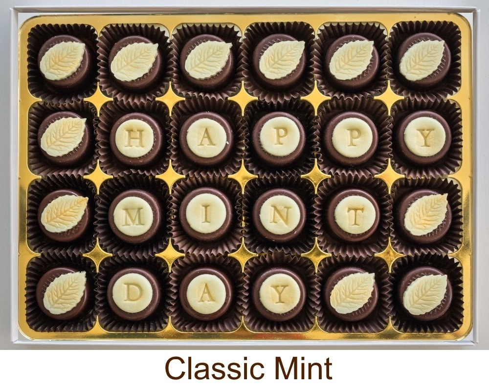 Add your message to Classic Mint.