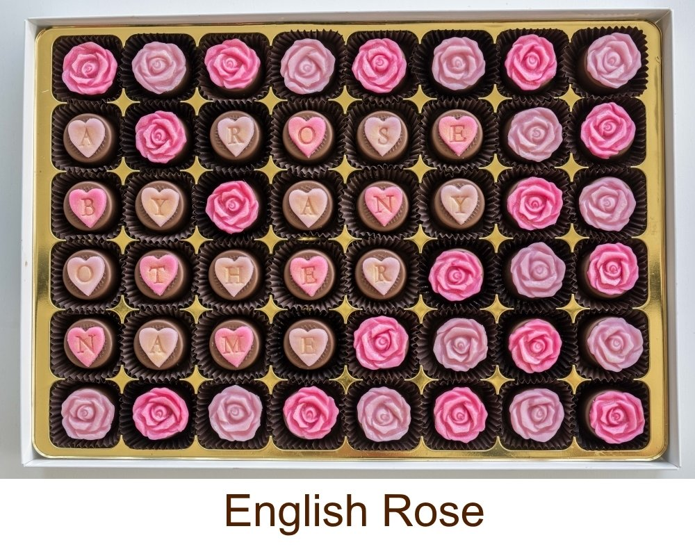 Add your message to English Rose.