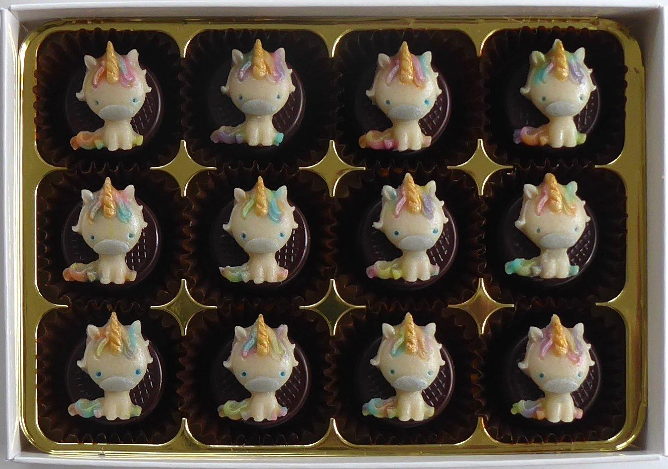 Be a Unicorn - marzipan chocolates 00003