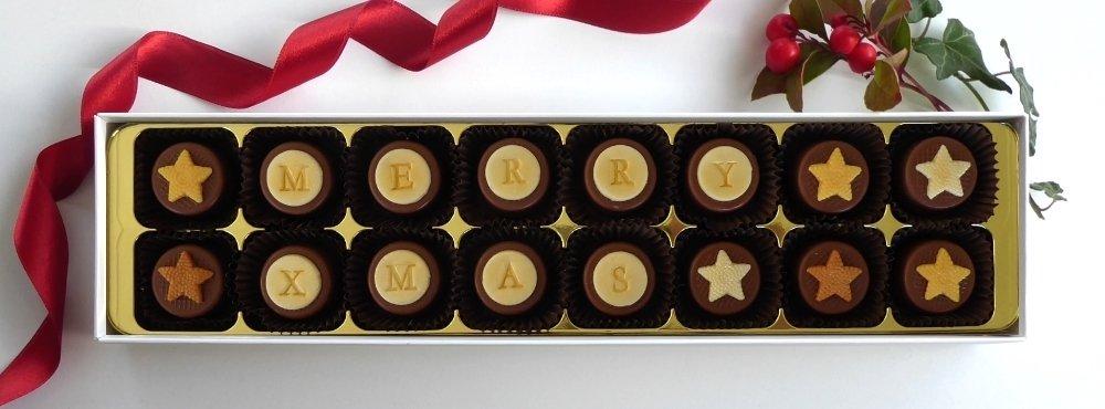 Personalised Caramel Stars 00041