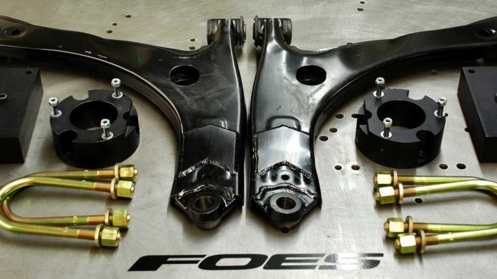 "Ford Transit 2"" Suspension Lift Kit 00017"
