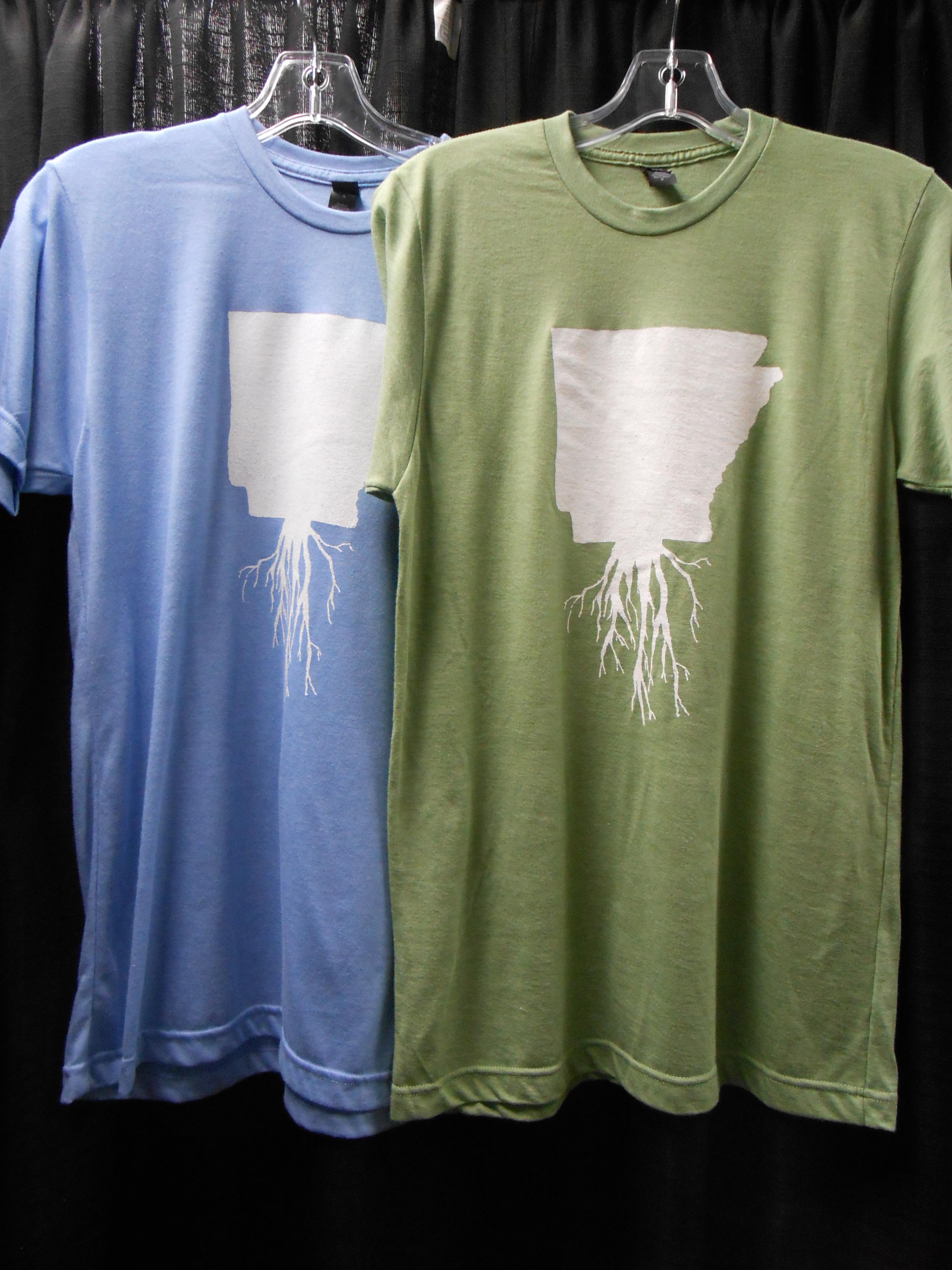 Arkansas Roots T-Shirt 0104