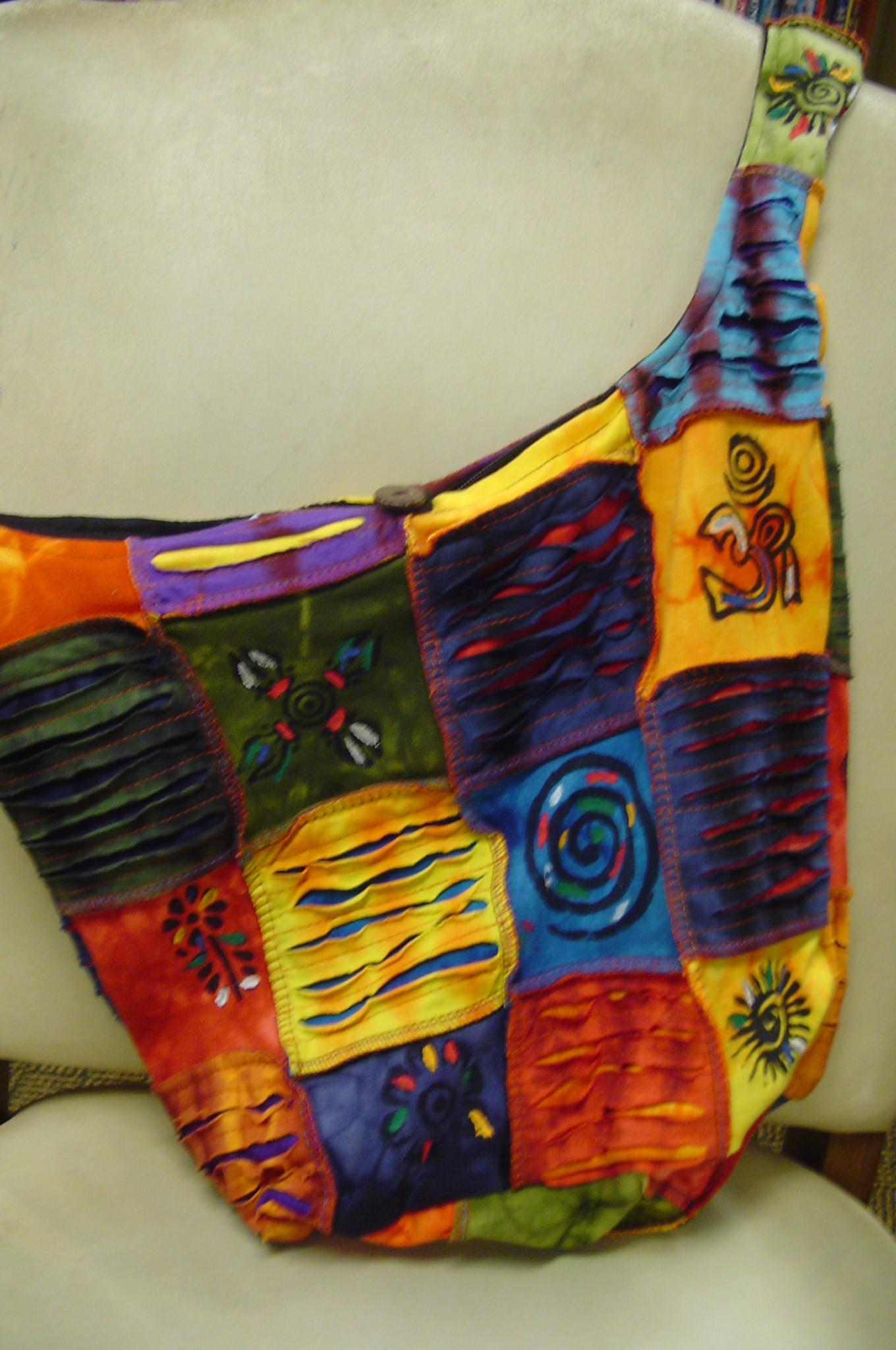 Rising Colorful Bag 7002