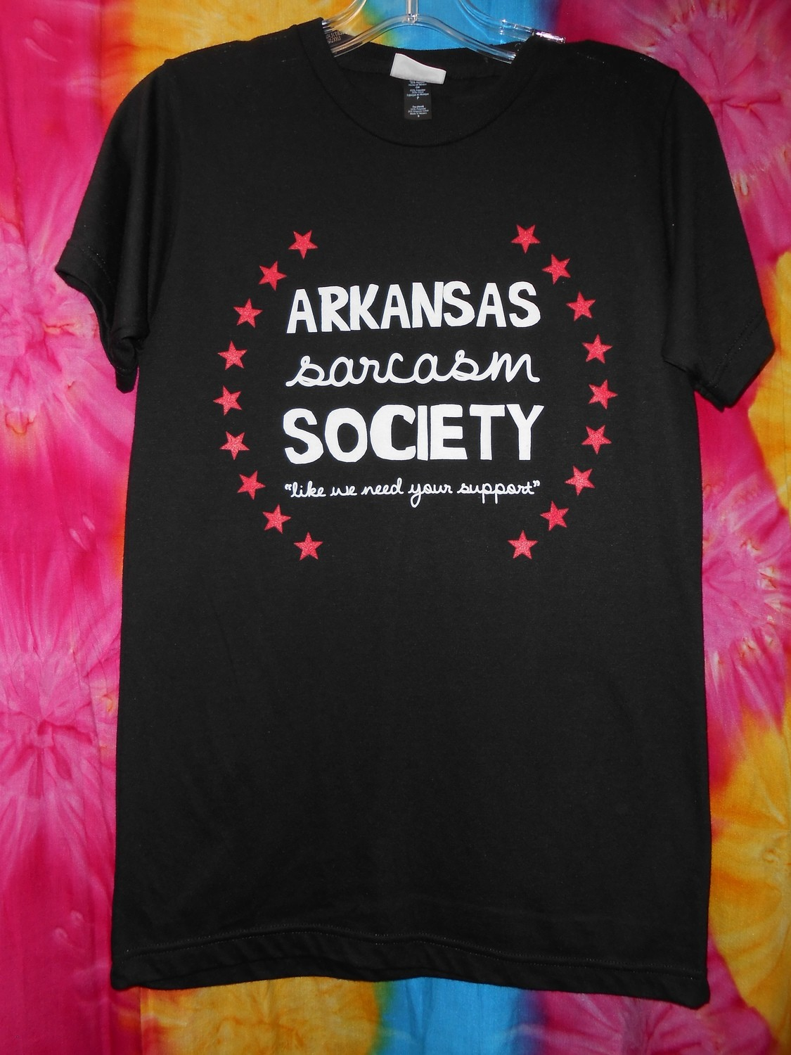 Arkansas Sarcasm Society T-Shirt