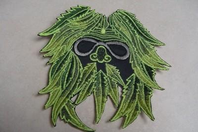 Hippie Man patch