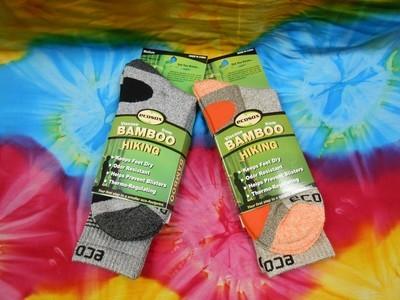 Men's Bamboo Hiking Socks