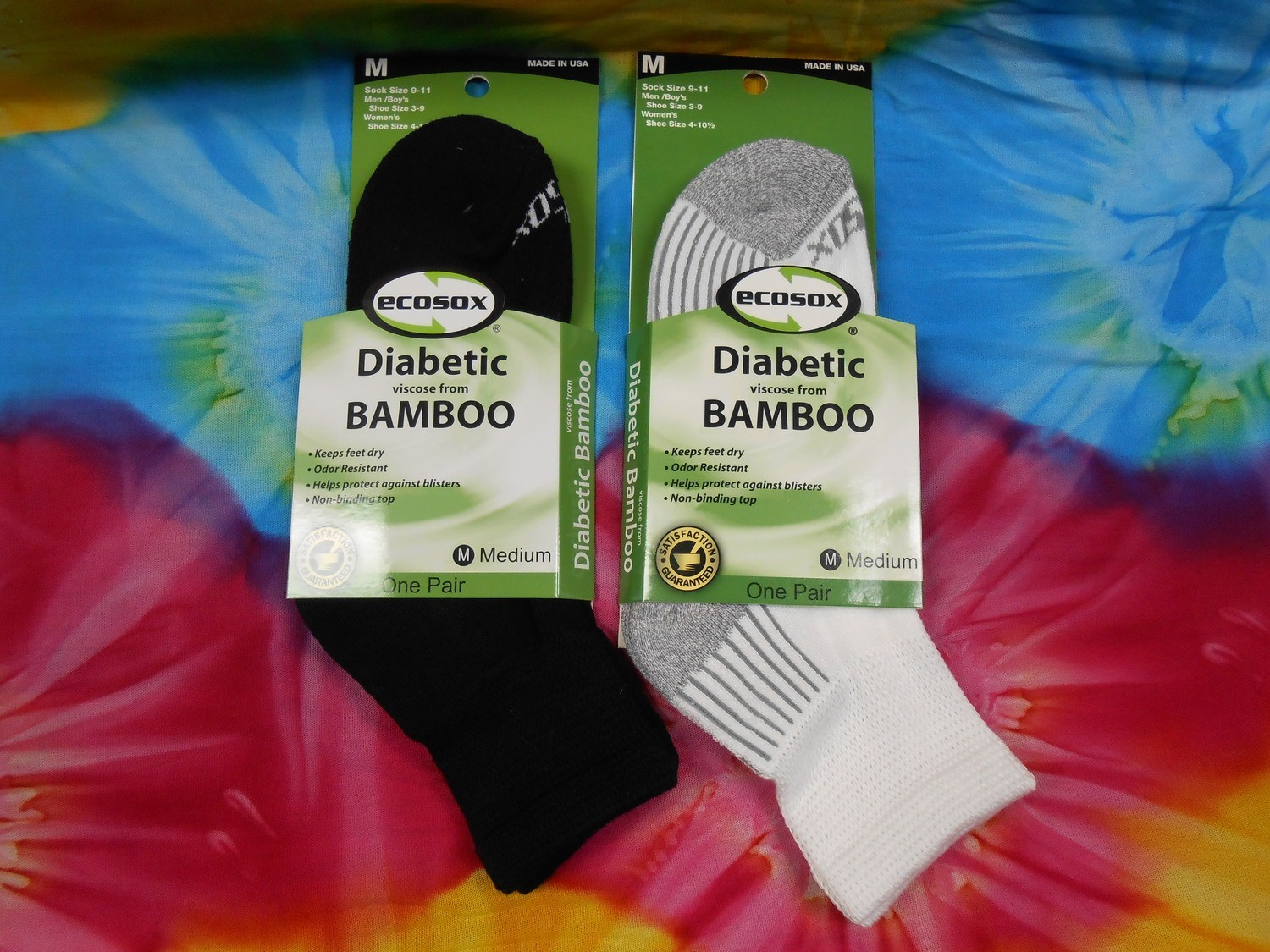 Women's Bamboo Diabetic Socks