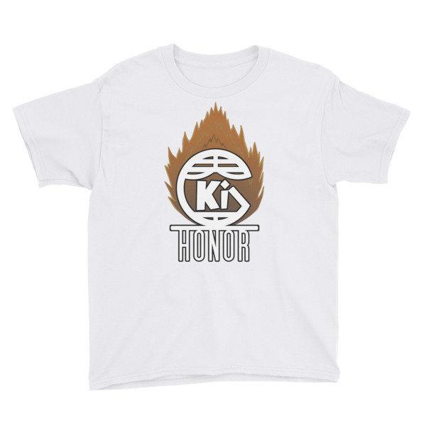 Youth Short Sleeve KiG Aura Front Logo
