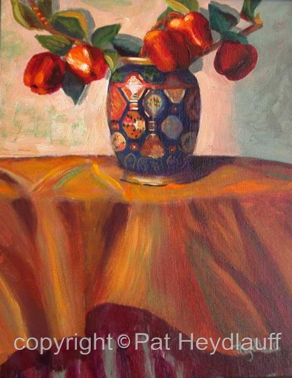 Five Apples CNV141 / 11x14