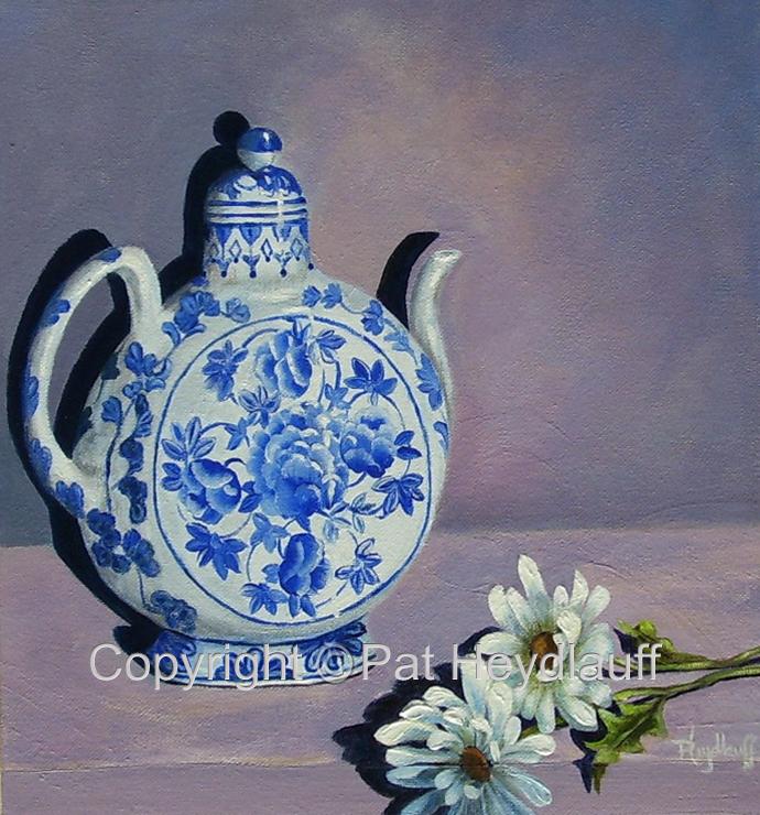Formal Tea CNV114 / 12x12