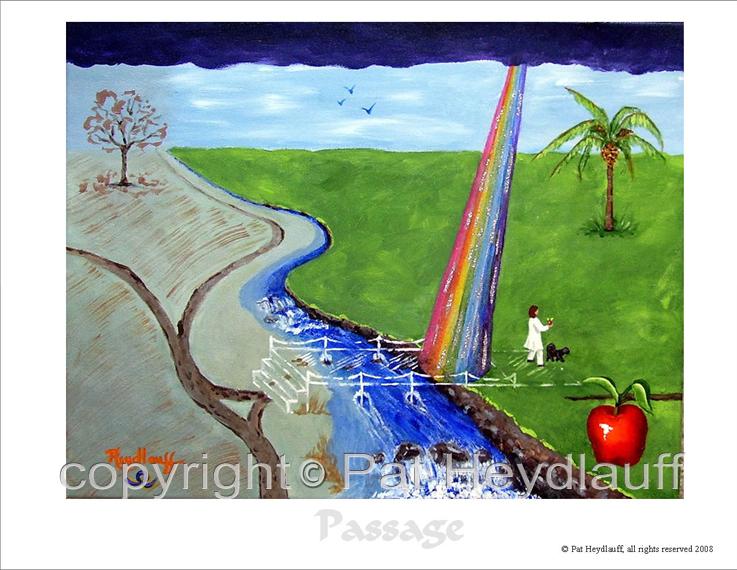 Passage |  14 x 11 FAP172 / 14x11