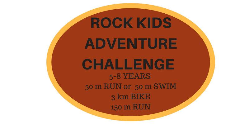 Rock Kids Adventure 5-8 Years Old