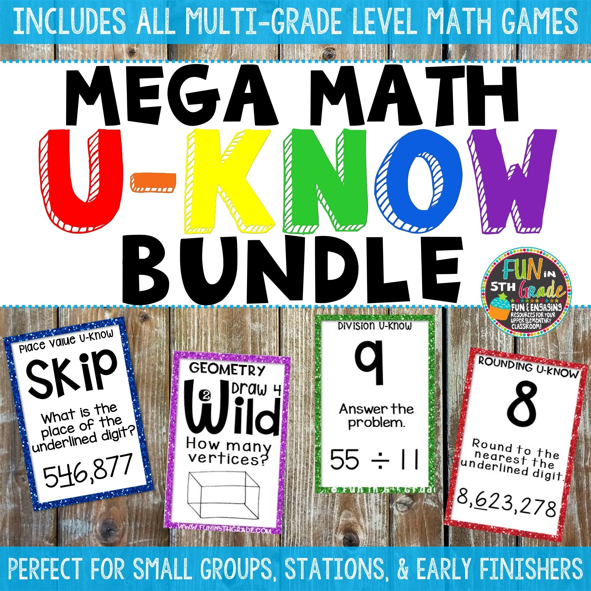 Math U-Know Bundle 00016