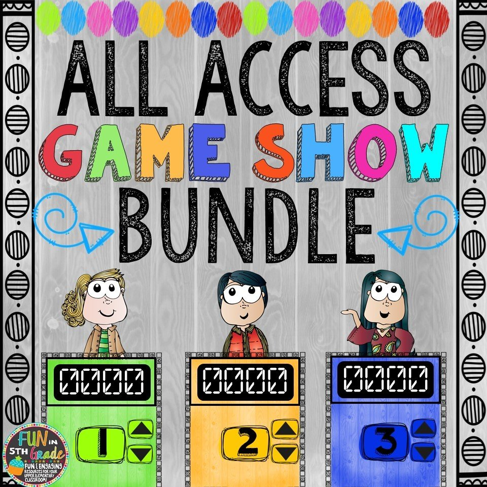 Game Show Bundle (PowerPoint Games) 00028