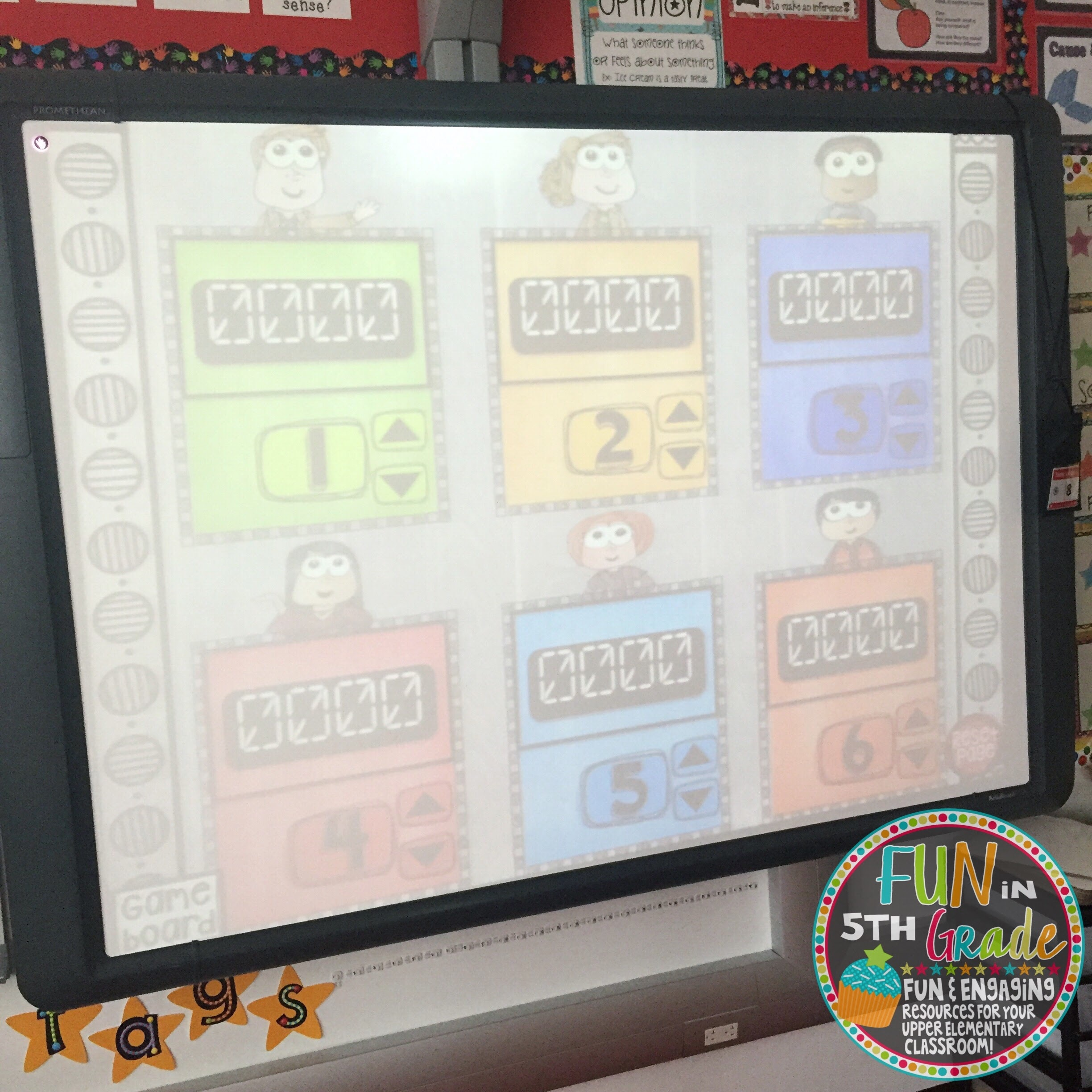 Numerical Expressions Game Show (PowerPoint Game)