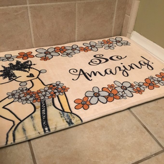 SO AMAZING MEMORY FOAM FLOOR MAT