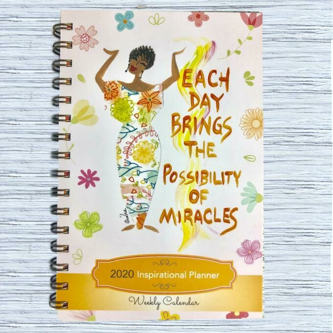 EACH DAY BRINGS THE POSSIBILITY OF MIRACLES