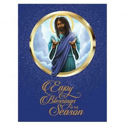 BLESSINGS OF THE SEASON BOXED HOLIDAY CARDS