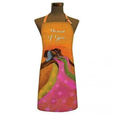 WOMEN OF GRACE DESIGNER APRON